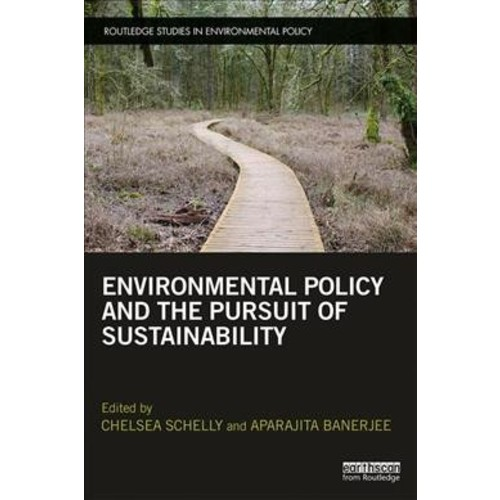 Environmental Policy and Pursuit of Sustainability (Paperback)