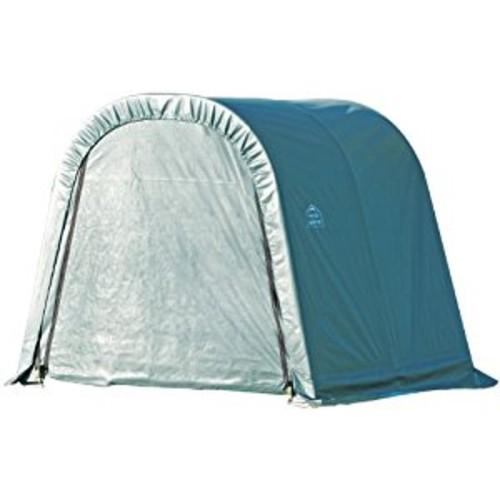ShelterLogic 77824 Green 10'x16'x8' Round Style Shelter