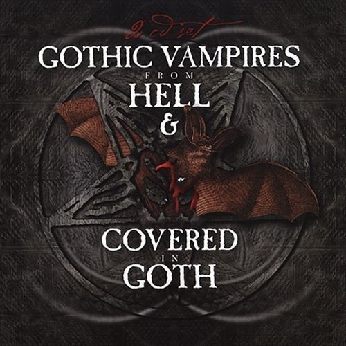 Covered in Goth Hell [CD]