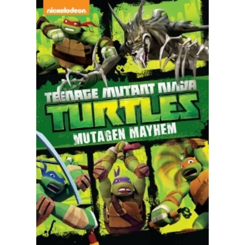 Teenage Mutant Ninja Turtles: Mutation Situation (DVD)