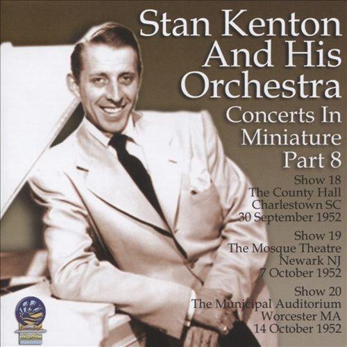 Concerts in Miniature, Vol. 8 [CD]