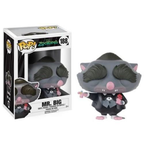 Funko Pop! Disney Zootopia Mr. Big Figurine