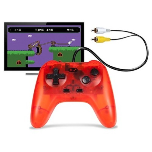 dreamGEAR Retro Micro Controller with 220 Built-In Arcade Video Games