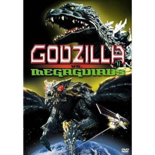 Godzilla vs. megaguirus (DVD)