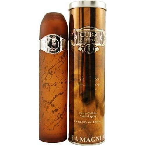 Cuba Magnum Black By Cuba For Men, Eau De Toilette Spray, 4.2-Ounce Bottle: Beauty