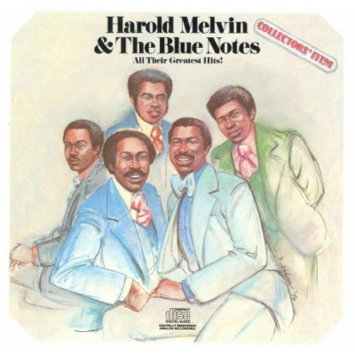 Harold & The Blue Notes Melvin - Collectors' Item