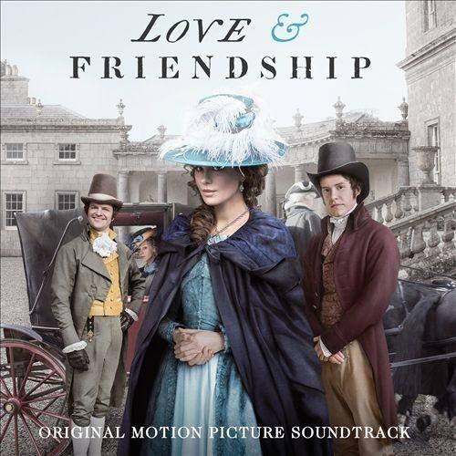 Love & Friendship [Original Motion Picture Soundtrack] [CD]