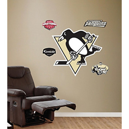 NHL Pittsburgh Penguins Stick-on Wall Graphic