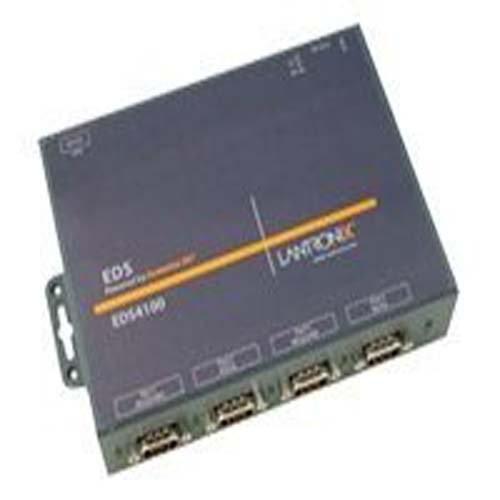 Lantronix EDS4100 4-Port Device Server with PoE (ED41000P0-01) -