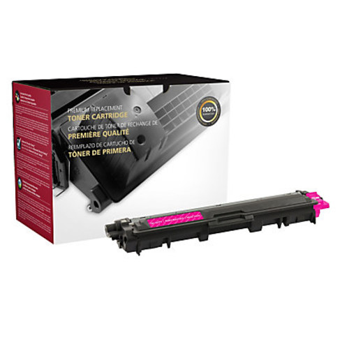 Clover Imaging Group Remanufactured Toner Cartridge, 200730P, (Brother TN221M), Magenta