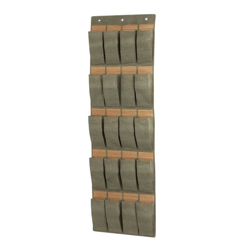 Honey-Can-Do 20 Pocket Over The Door Organizer
