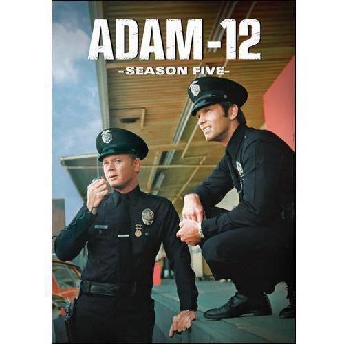 Adam-12: Season 5 [4 Discs] [DVD]