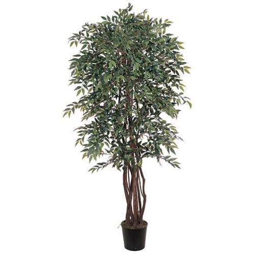 Nearly Natural 5020 Smilax Silk Tree - 6 Feet