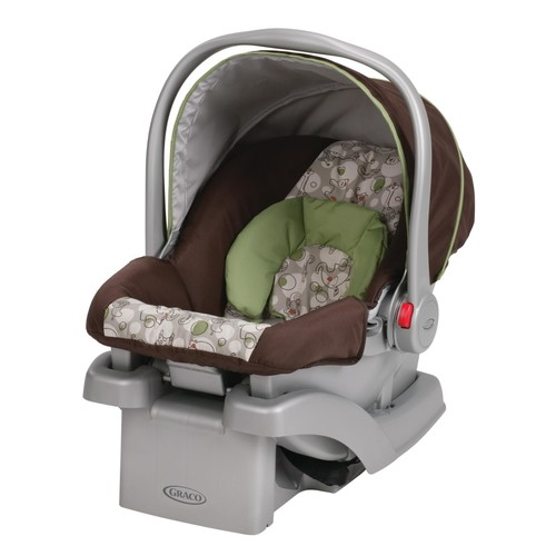 Graco SnugRide Car Seat - Elephants