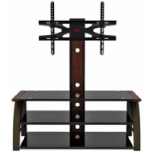 Z-Line Designs - Paris 3-in-1 TV Mount System for Most Flat-Panel TVs Up to 70