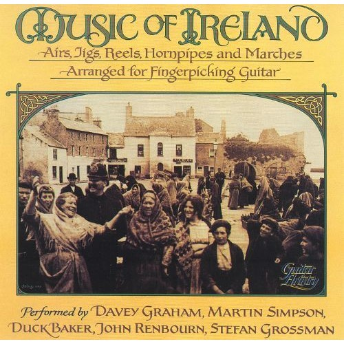 Music of Ireland: Airs-Jigs-Reels-Hornpipes [CD]