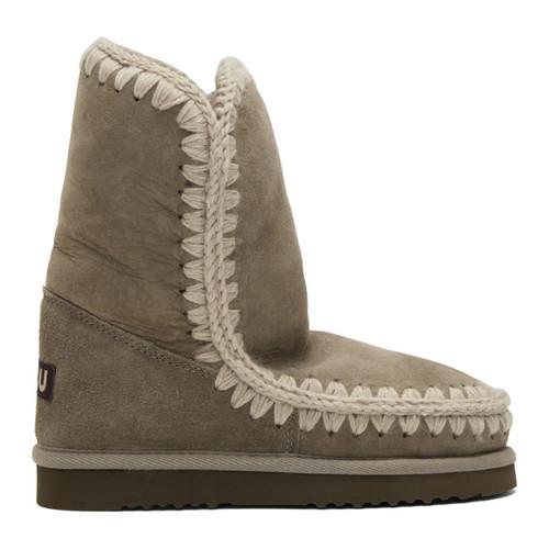 Taupe Eskimo 24 Boots