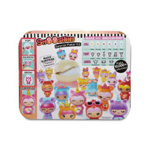 MGA Entertainment Smooshins Surprise Maker Starter Kit