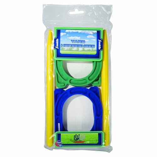 Franklin Sports Yard Horseshoes : Horseshoe Games : Sports & Outdoors