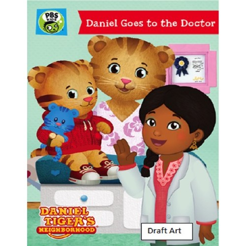 Daniel Tiger's Neighborhood: Daniel Goes to the Doctor (DVD)