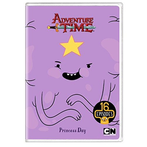 Cartoon Network: Adventure Time - Princess Day