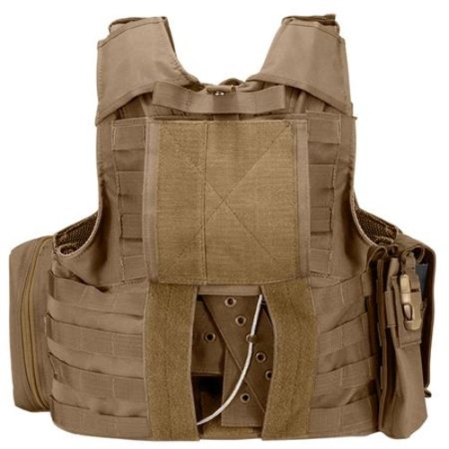 Loaded Gear VX-300 Tactical Vest (Dark Earth)