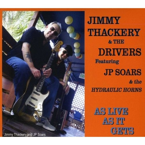 As Live As It Gets [CD]