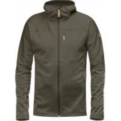 Fjallraven Abisko Trail Fleece Jacket - Mens, Jacket Style: Midweight Fleece, Hooded Sweater w/ Free S&H [Mens Clothing Size : Small; Condition : N/A]