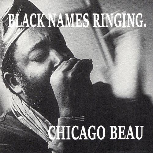 Black Names Ringing [CD]