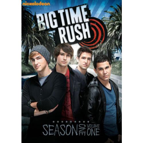 Big Time Rush: Season One, Vol. 1 [2 Discs] [DVD]