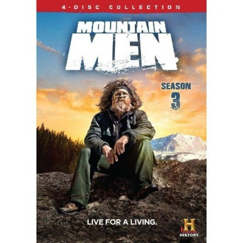 Mountain Men: Season 3 [4 Discs]