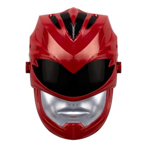Power Rangers Movie Red Ranger Sound Effects Mask