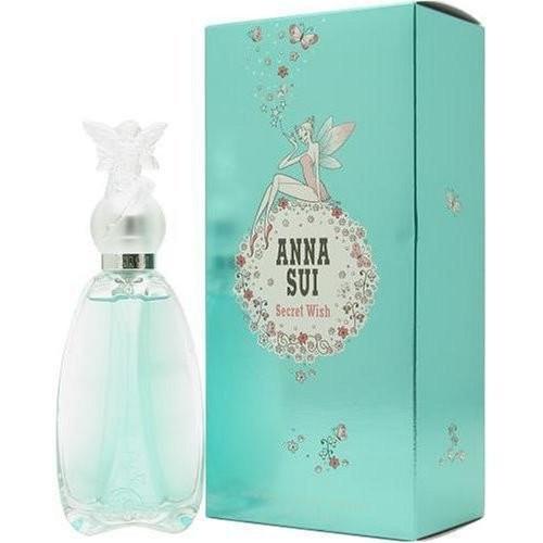 Secret Wish By Anna Sui For Women. Eau De Toilette Spray 2.5 OZ