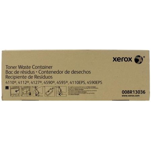 Xerox Waste Toner Cartridge for 4110, 4112, 4595 and 4127 Copier/Printer 008R13036