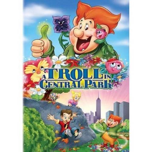 Troll In Central Park (DVD)