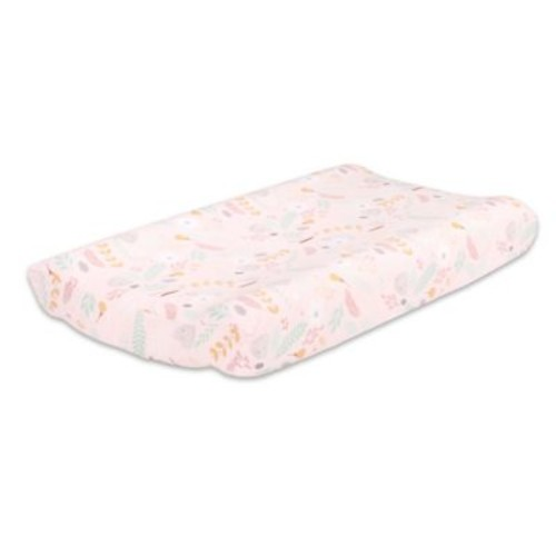 The Peanut Shell Woodland Whimsy Changing Pad Cover