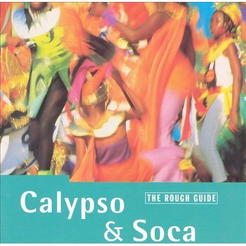 Rough Guide to Calypso & Soca [CD]