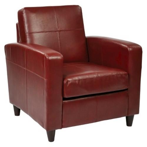 Venus Club Chair Eco Leather - Office Star