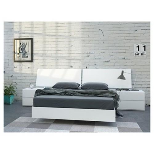 District 4 piece Full Size Bedroom Set - Nexera