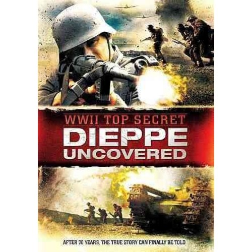 WWII Top Secret: Dieppe Uncovered (DVD)