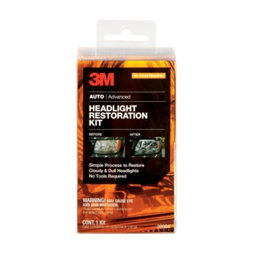 3M 1oz Yellow Headlight Restoration Kit (39084)