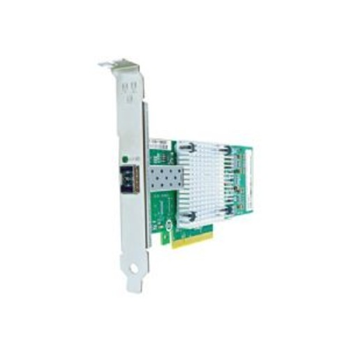 Axiom Single Port Network Adapter  8x PCI Express 2.0, Plug-in Card, Ethernet 10GBase-LR, 10 Gbps Data Transfer Rate, Wired Connectivity - E10G41BFLR-AX