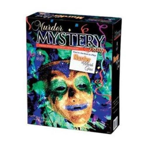 Bepuzzled Murder at Mardi Gras Murder Mystery Party