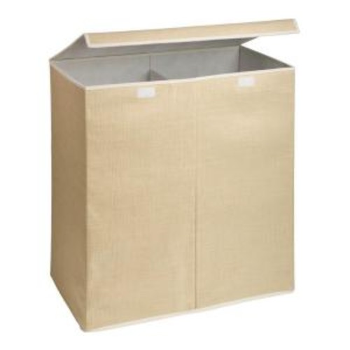 Honey-Can-Do Double Hamper and Sorter