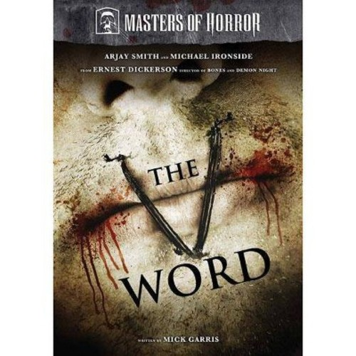 Masters of Horror: The V Word WSE DD5.1/DD2