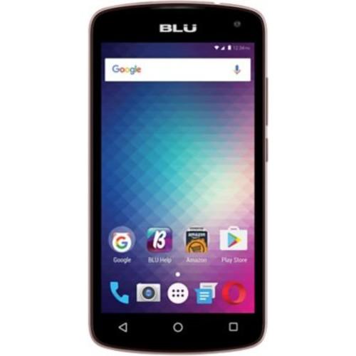 BLU Studio G2 HD S550Q Unlocked GSM Quad-Core Phone - Rose G