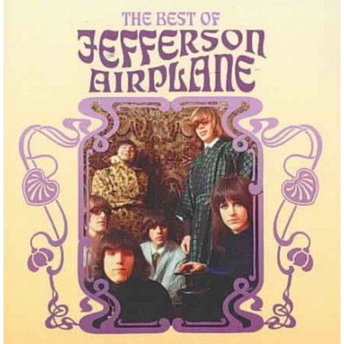 Jefferson Airplane - Best of Jefferson Airplane