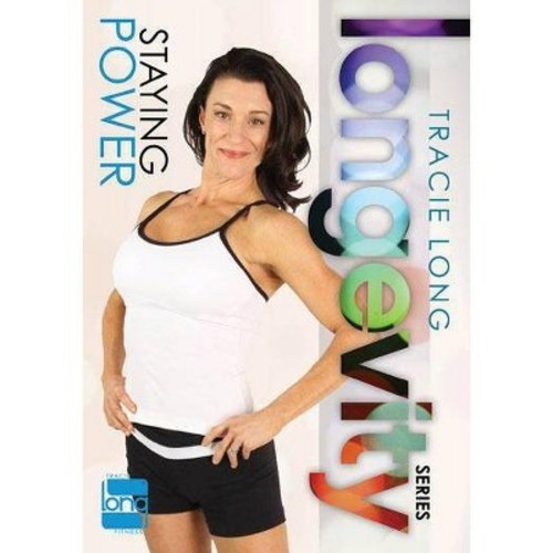 TRACI LONG LONGEVITY-STAYING POWER (DVD) (DVD) (WS) (DVD)