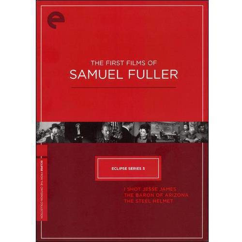 Eclipse Series 5: The First Films of Samuel Fuller (The Baron of Arizona / I Shot Jesse James / The Steel Helmet) (The Criterion Collection)