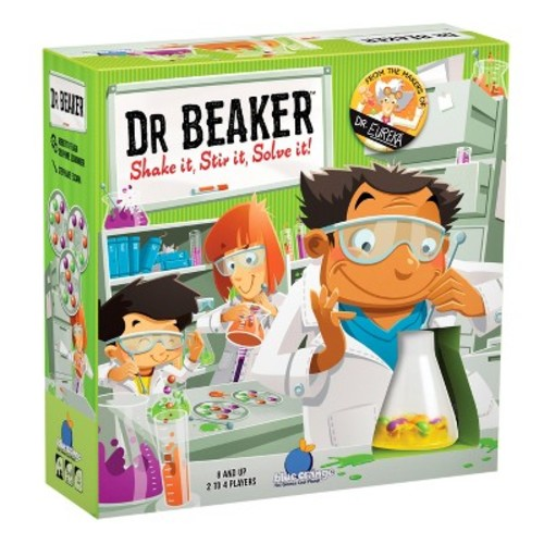 Dr Beaker - Science Speed Logic Board Game